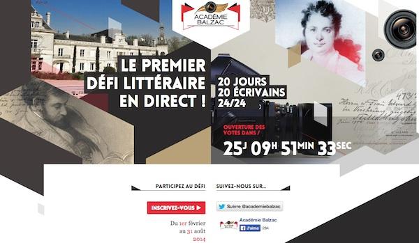 L'académie Balzac, un moyen de se découvrir ?:) (1/3)